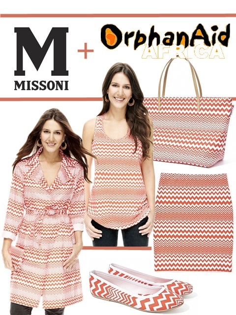 M Missoni + Orphanaid