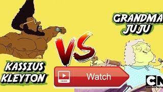 Rap Battle Jorel's Brother Cartoon Network