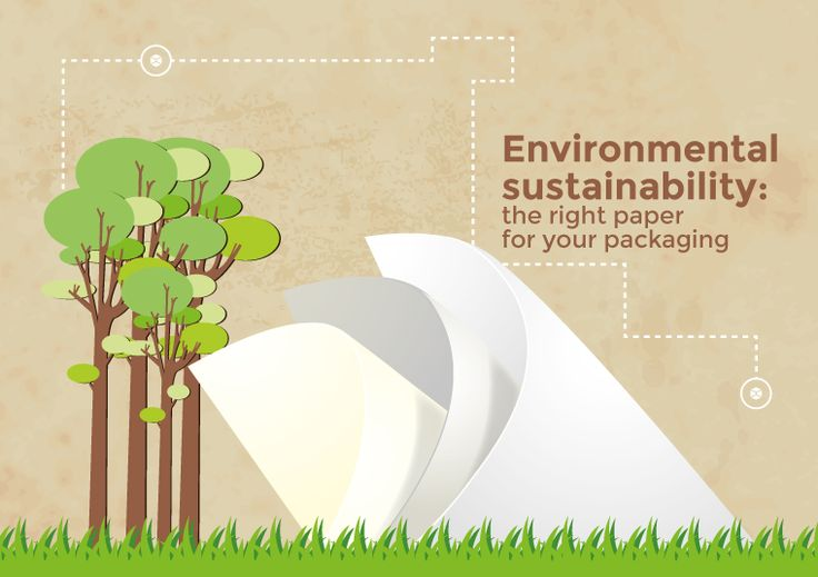#Environmental #sustainability: the right #paper for your #packaging