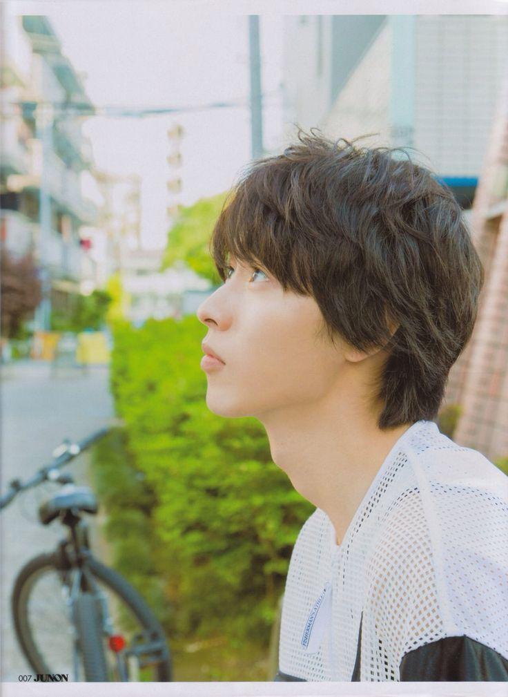 Yamazaki Kento <3