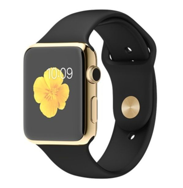 Compra y transforma su Apple Watch Sport por el que pagó 399 dólares en un Apple Watch Edition :-)