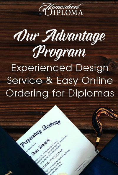 Best 25 high school diploma programs ideas on pinterest christian school let us take the hassle out of your diploma ordering advantageprogram fandeluxe Image collections