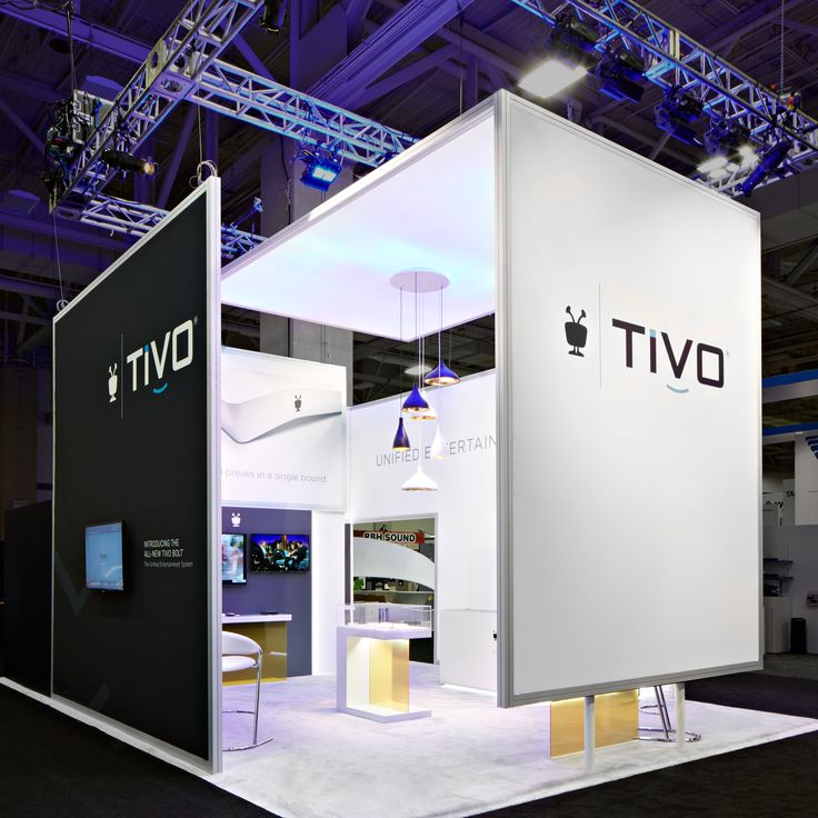 See the results of an electronics trade show project by Pinnacle Exhibits for the 2015 TiVo booth at CEDIA Expo in Dallas, Texas.