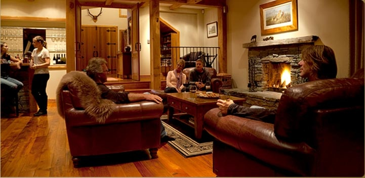 The Canyons Lodge Lounge