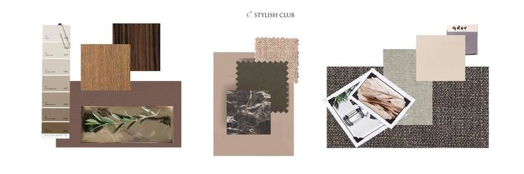 We are already living with that Spring spirit in our minds. So some green plants make the mood board so much more alive! And it goes really well with the wood texture.  For more, visit our website: ☛ stylishclub.pt