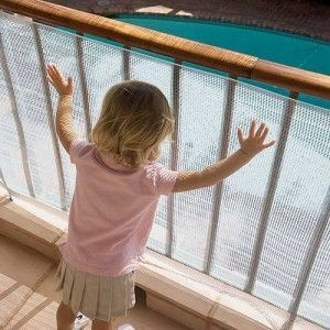 Balconies Safety And Child Safety On Pinterest