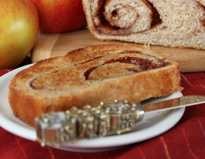 Cinnamon Swirl bread (kitchenaid mixer) + bonus french toast - step by step how-to with photos!
