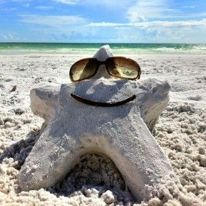 Siesta Key, Sarasota Average Gulf Water Temps and Beach Flag Info