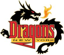 New York Dragons (2001-2008), Arena Football League, Uniondale, New York