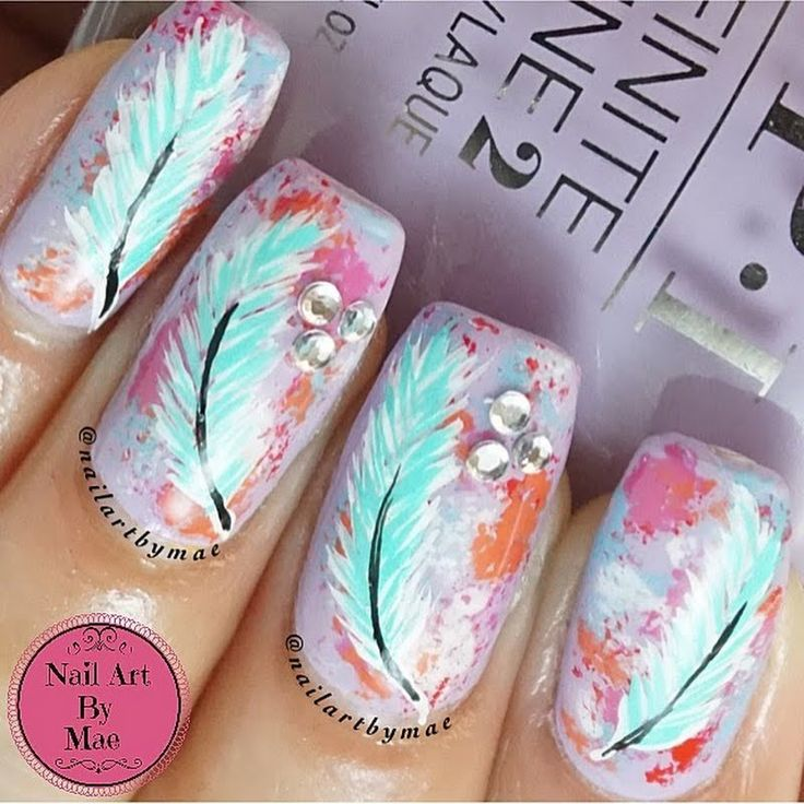 best images about nail art nail art tutorial  opi in pursuit of purple act as the perfect base for this hand painted nail art by mae discover the mirror like gloss and wearability of theses lacquers
