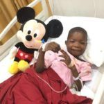 Boko haram: Child victims surgery successful