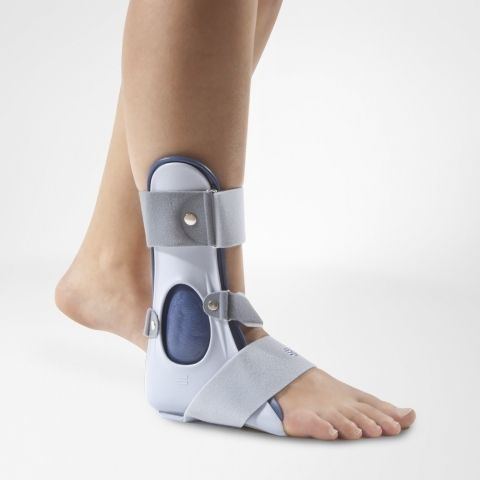 Wealcan - The CaligaLoc anatomically contoured stabilizing orthosis is used as a conservative treatment for torn ankle ligaments,