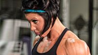 Train With Dana Linn Bailey Contest: Winning Back Workout