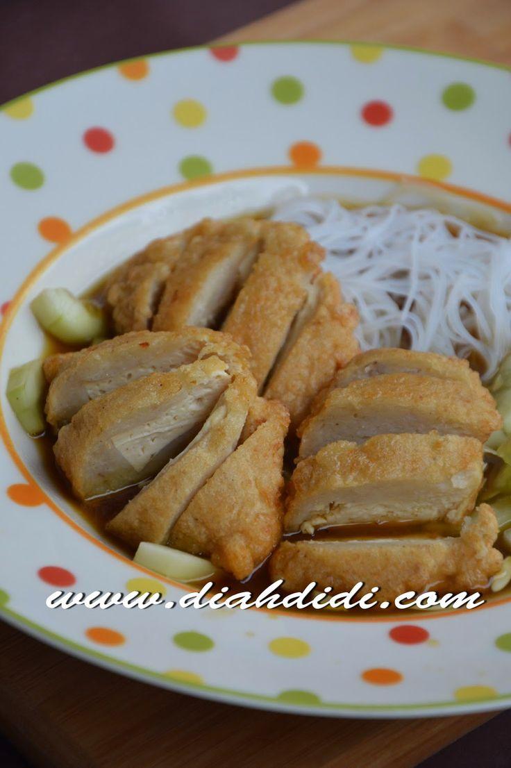 Diah Didi's Kitchen: Empek Empek Tahu