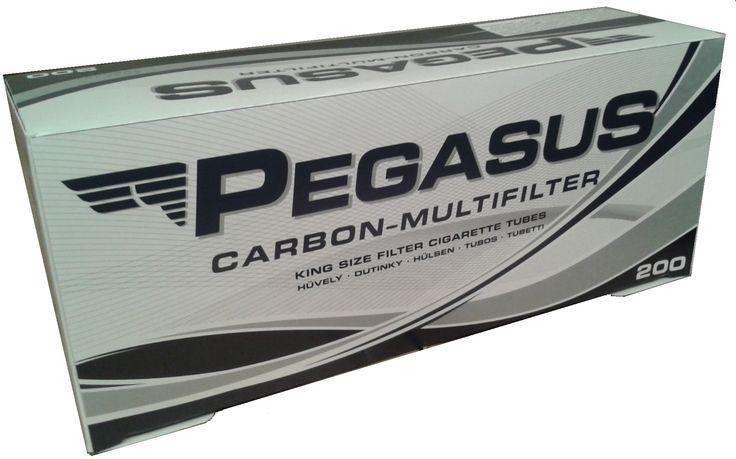 Tuburi tigari Pegasus Multifilter cu carbon activ - 1 cutie contine 200 tuburi tigari; culoare filtru: alb; dimensiune standard; filtrul contine granule de carbon pentru o filtrare mai eficienta. Pentru detalii si comenzi: www.tuburipentrutigari.ro