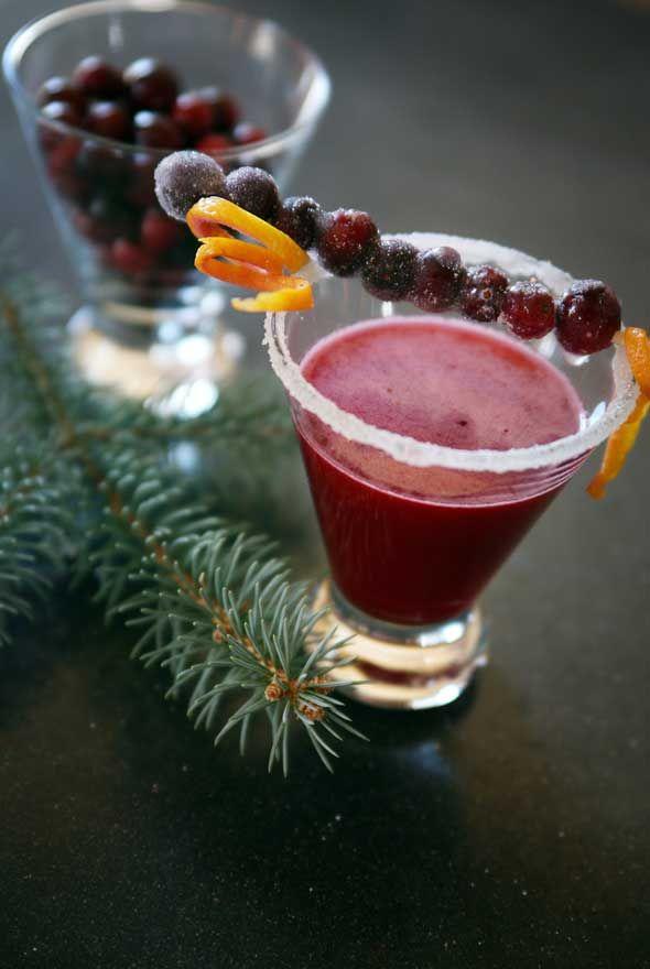 Cranberry+Margarita