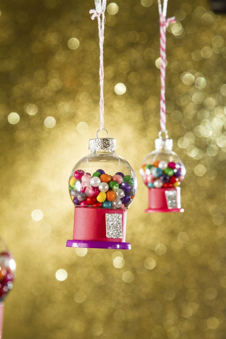 A christmas story ornament set - Diy Christmas Ornament Craft Ideas For Kids From Family Fun