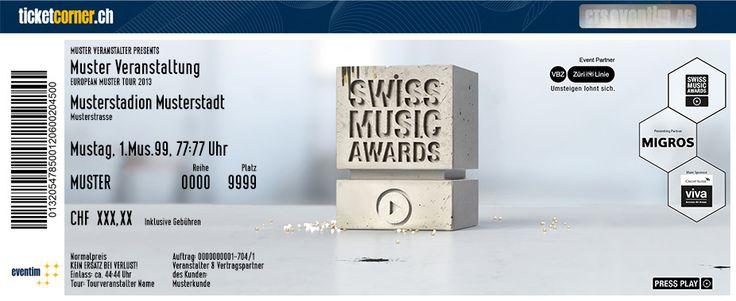 Sei live dabei, wenn der begehrte Würfel der Swiss Music Awards vergeben werden: http://ow.ly/Fwe2v #sma #sma15
