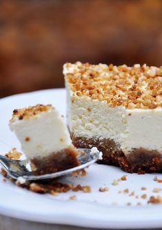 Cheesecake aux petits suisses - recette facile - la cuisine de Nathalie - La cuisine de Nathalie. Plus de recettes ici : http://www.ilgustoitaliano.fr/recettes/i-love-tiramisu  #recette #tiramisu