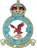 No 23 Squadron crest