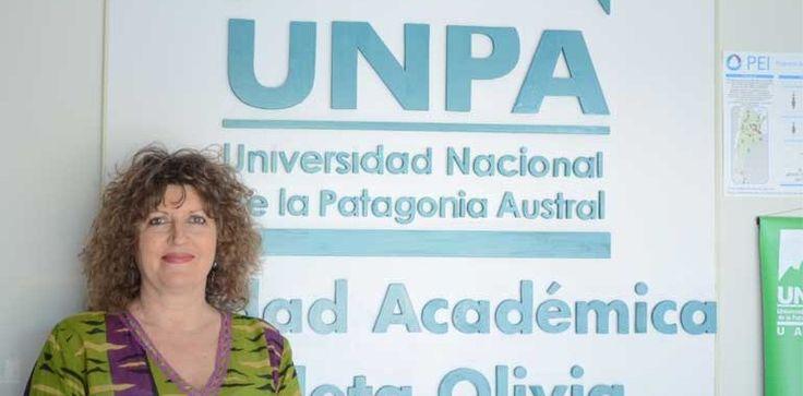 Mgter. Viviana Sargiotto, nos habla de una primavera filosófica en la Patagonia Argentina