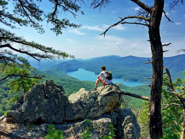 Appalachian Love: Hiking Carvins Cove in Roanoke, Virginia
