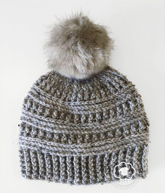 b4692da8106 RUSC HAT - A FREE CROCHET PATTERN - Noowul Designs