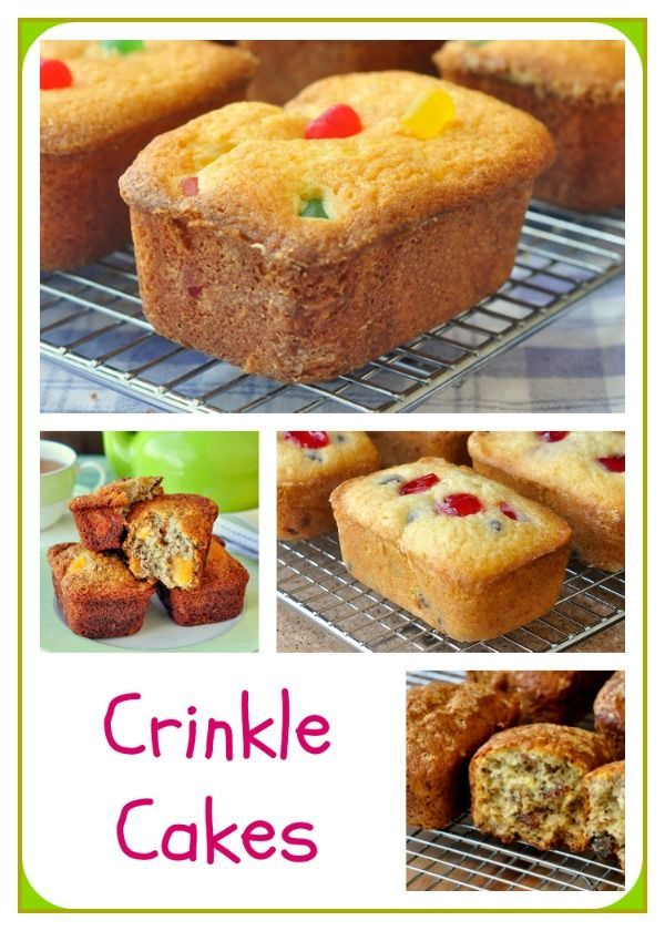 Crinkle Cakes - a Newfoundland childhood memory recipe. These always remind me of packed lunches and after school snacks!