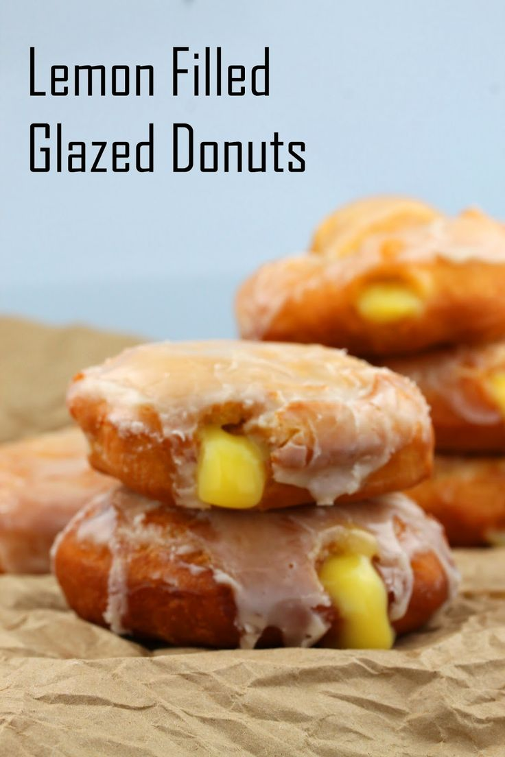 how to make donuts at home from scratch