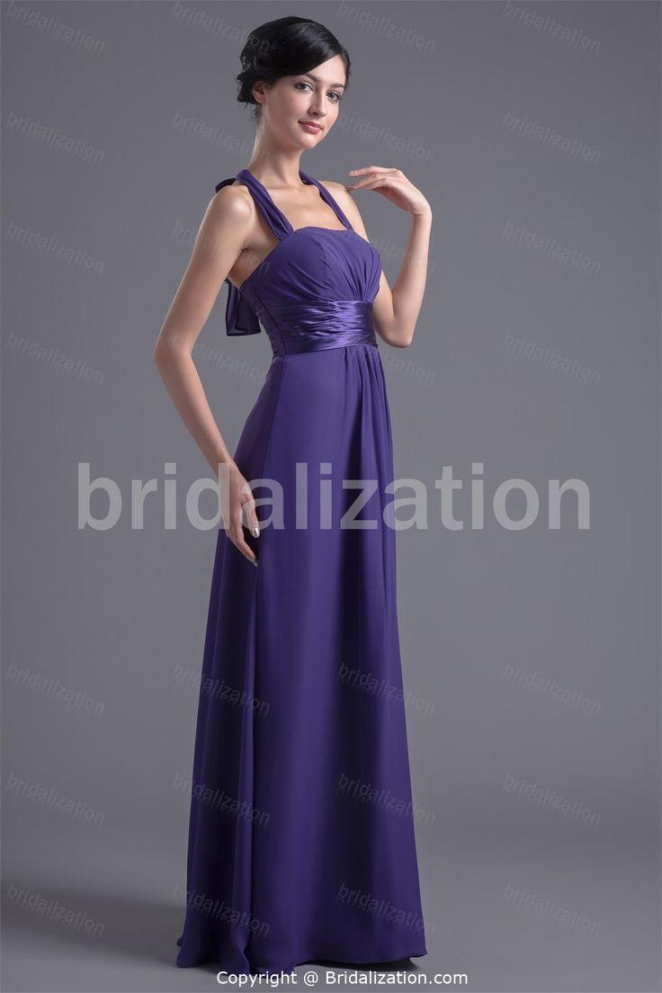 301 best bridesmaid dresses images on pinterest dress fashion regency floor length chiffon ruched halter bridesmaid dresses ombrellifo Choice Image