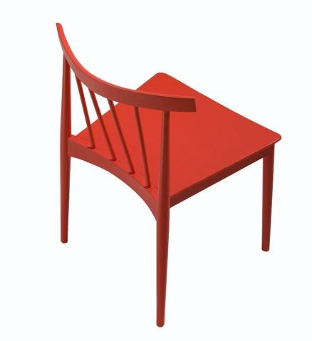 SMILE #Chair by Andreu World - Available at KE-ZU