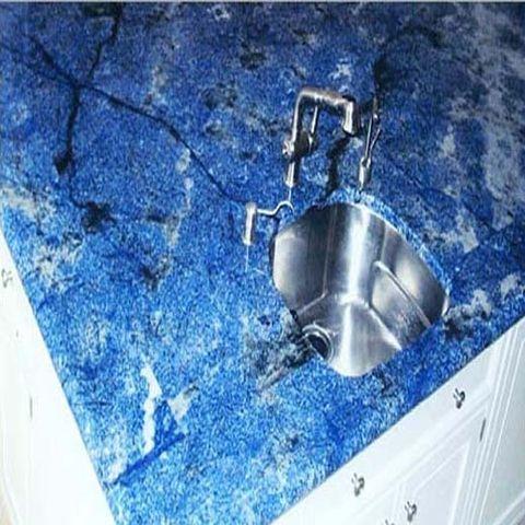 66 Best Solid Surfaces Images On Pinterest Blue Granite
