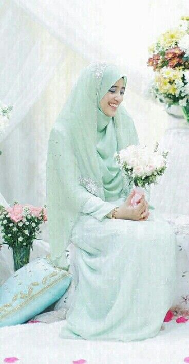 Mint…hot wedding colour {photo by hzpimage}