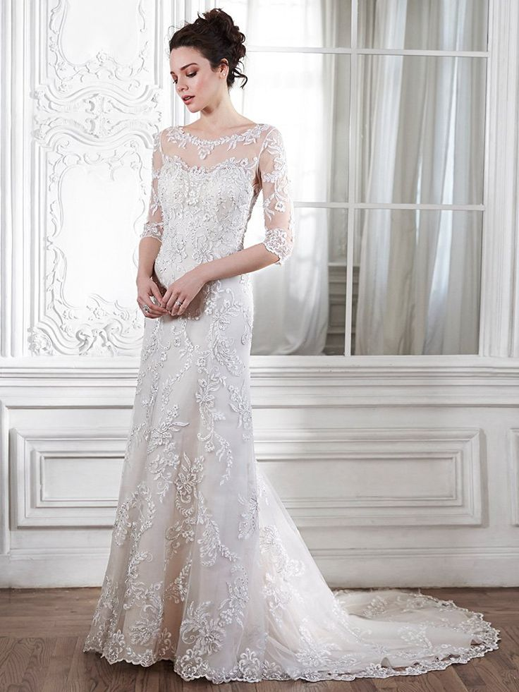 Verina | Maggie Sottero | Available At Luluu0027s Bridal Boutique | Luluu0027s  Bridal | Dallas,