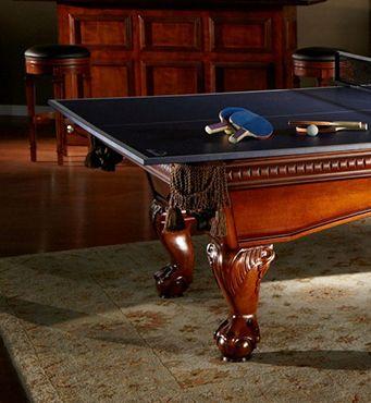 Drop Shot Table Tennis Conversion Top W/ Accessory Kit