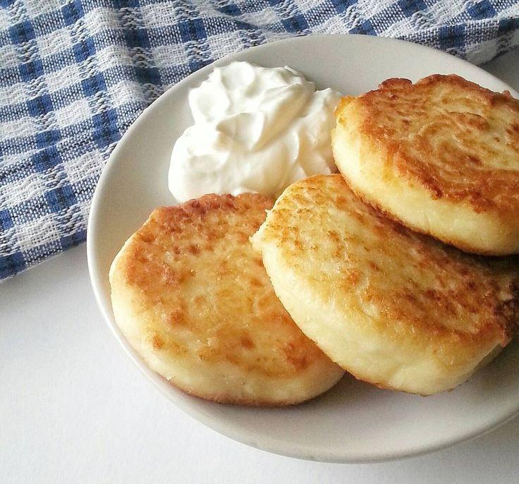 рецепты сырников из творога с фото пошагово выполнена
