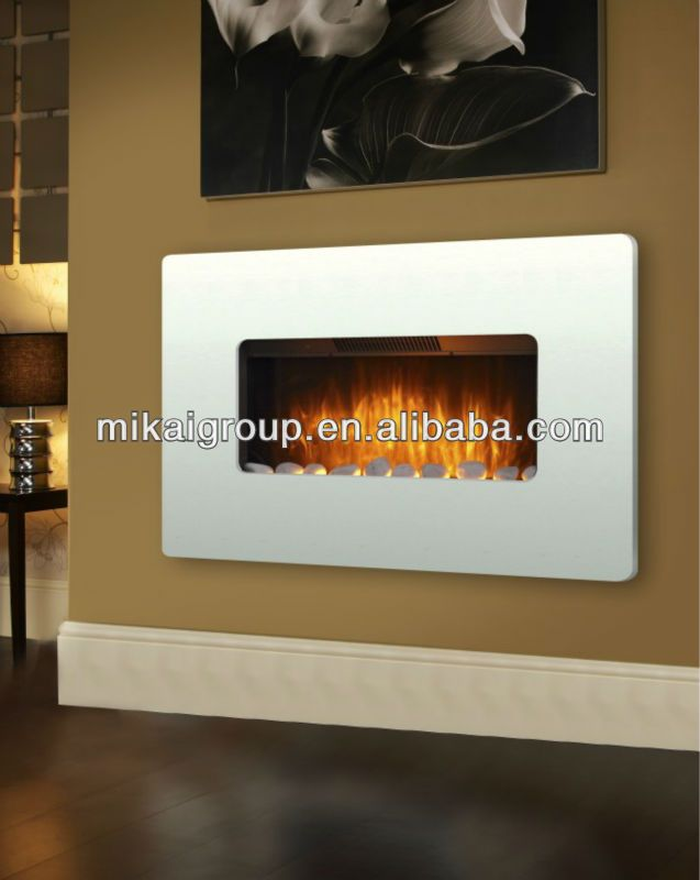 Wall mounted hot sale modern LED electric fire
