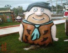 Fred Çakmaktaş Heykeli