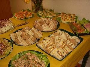 Sandwiches Voor Een High Tea recept | Smulweb.nl