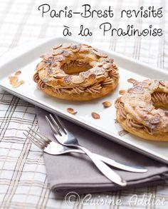 Paris-Brest revisité à la Pralinoise