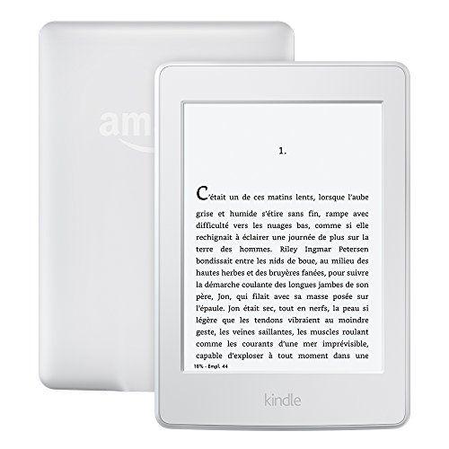 Liseuse Kindle Paperwhite, Écran Haute Résolution 6″ (15 cm) 300 ppp avec éclairage intégré: Écran haute résolution de 300 ppp : se lit…