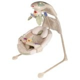 Fisher-Price Papasan Cradle Swing -  Nature's Touch N1973 (Baby Product)By Fisher-Price