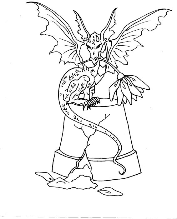 Enchanting Amy Brown Coloring Pages Ornament - Ways To Use Coloring ...