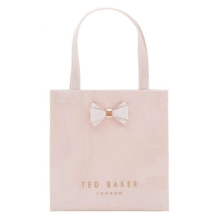 john-andy.com | Ted Baker ARACON Bow Small Shopper Τσάντα