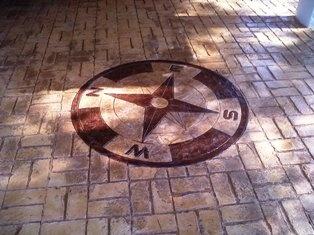 Pavimentos Decorativos De Hormigon Impreso En Leon