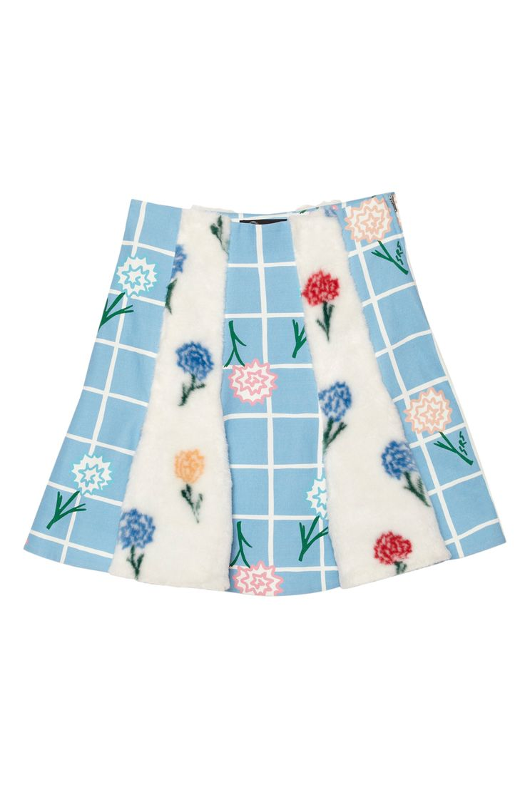 sretsis - iris flare skirt - Lady Petrova