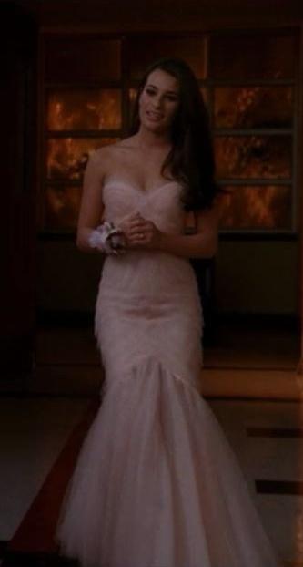rachel 39 s prom dress glee pinterest dresses prom