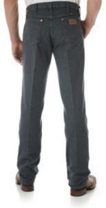 Wrangler Cowboy Cut Charcoal Original Fit Jeans | Cavender's