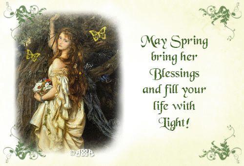 Spring Equinox 2014: Develop Balance to Move Forward | Heartlight ...