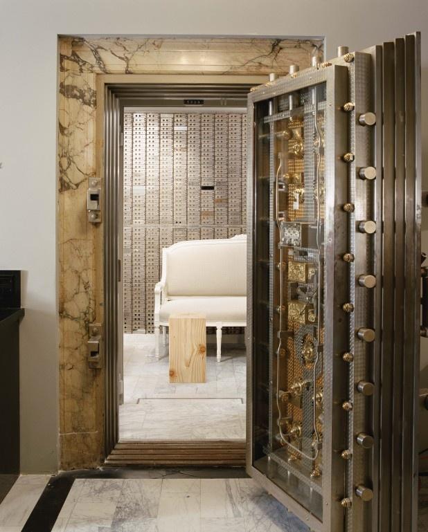 Best Vault Doors : Modern bank vault door pixshark images